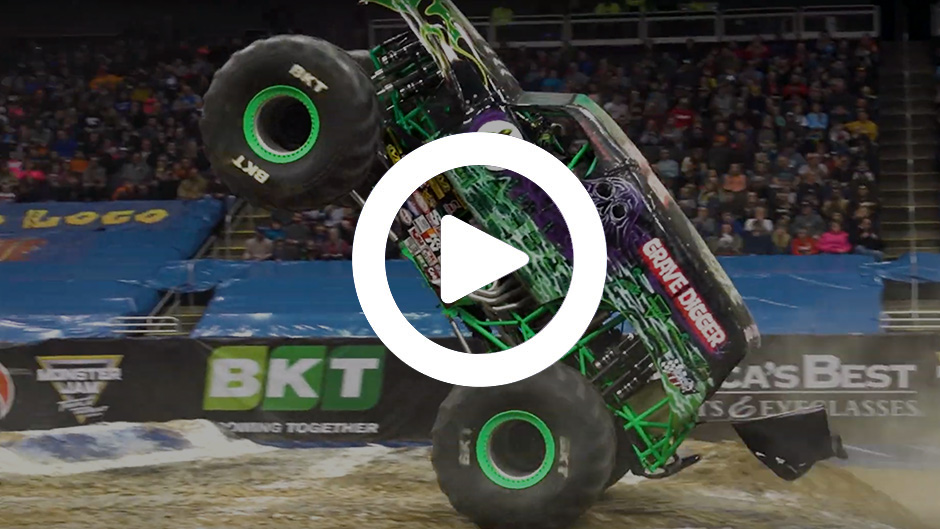 Monster Jam | Feld Entertainment